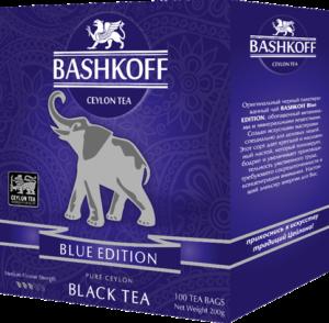 Bashkoff Tea Blue Edition