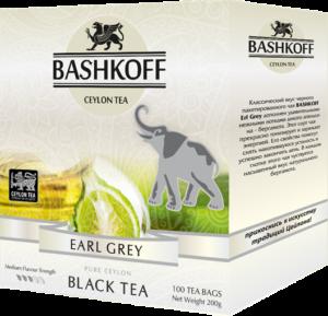 Bashkoff Tea Earl Grey