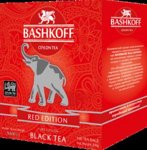 Bashkoff Tea Red Edition